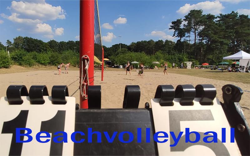 Beachvolleyball 2