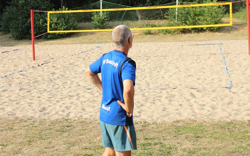 Beachvolleyballfeld 2